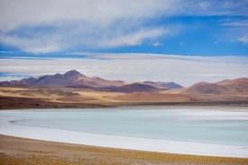 The breathtaking Salar de Incahuasi