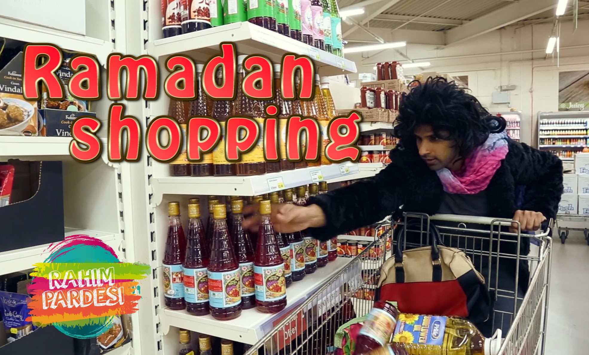 Ramadan Shopping | Rahim Pardesi