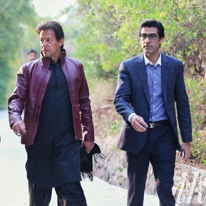 Imran Khan and AWN Ch