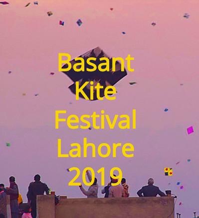 Basant in Lahore 2019