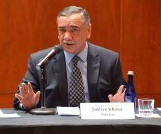 Justice Asif Saeed Khan Khosa