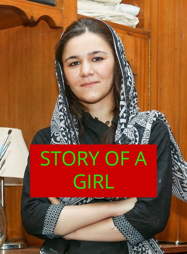 Gilgit to Lahore, Story of A Young Girl