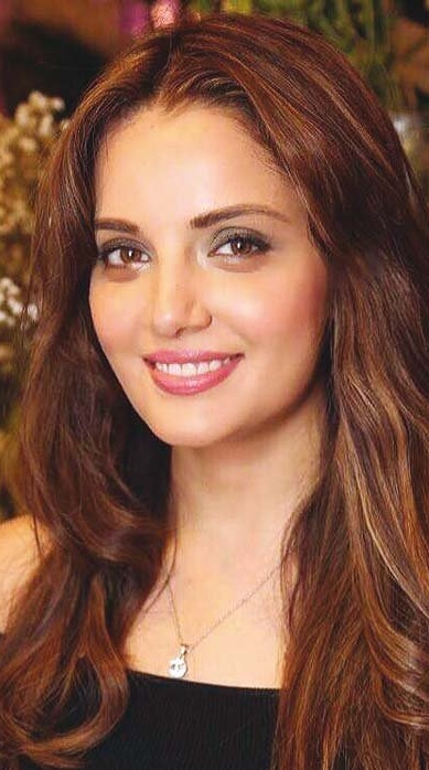 Armeena Khan Biography
