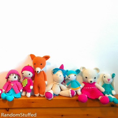 טיפים וטריקים לסריגת בובות