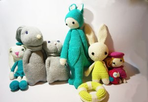 Crochet toys – amigurumi