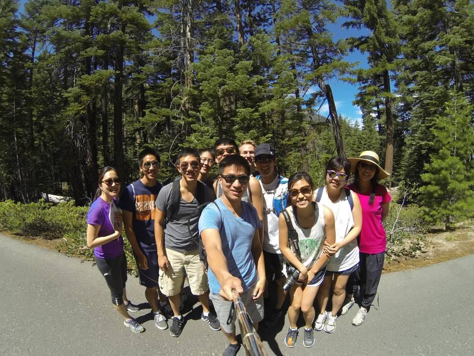 SOMA3 Peeps at Tahoe!
