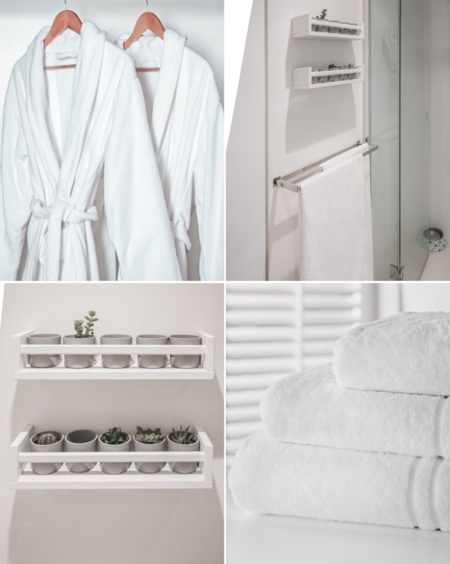 home spa textures
