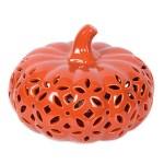 Pumpkin Lattice Lantern