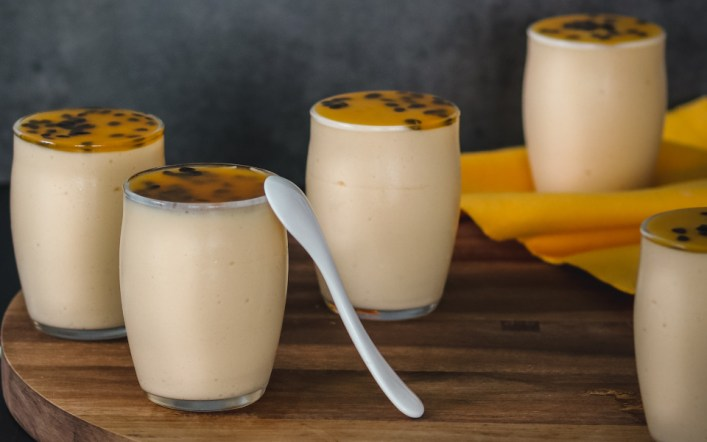 Passion Fruit Mousse Recipe