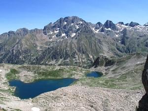 lacs du mercantour