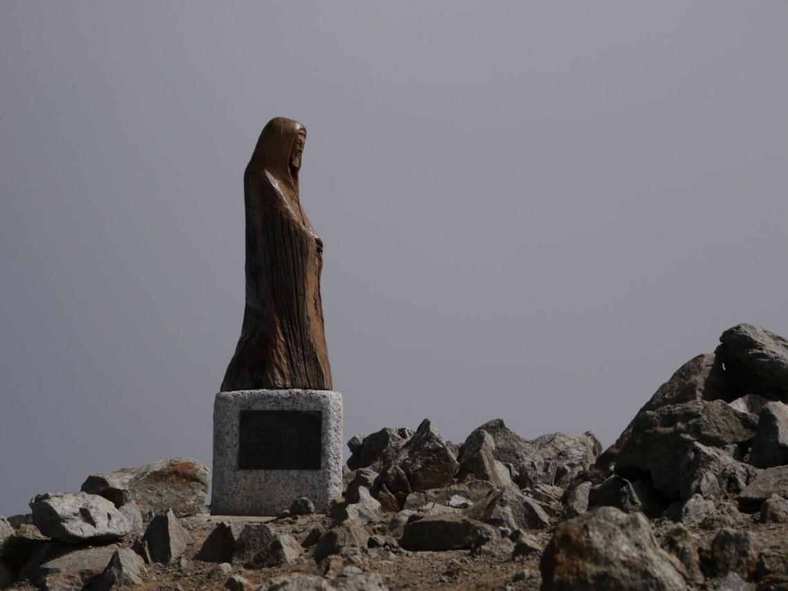 Ascension cime du Gélas