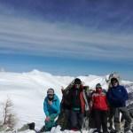 Ski de randonnée dans le Val Maïra