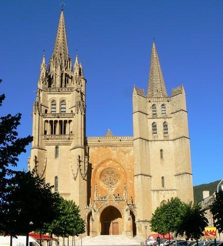 Mende Cathédrale gothique