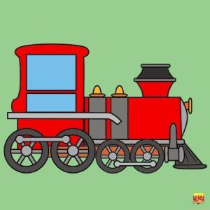 transport en train