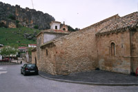 église romane de La Puerta