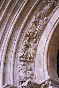 porte de St Jacques: les gentils
