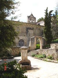 église romane de Buenafuente