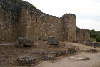 les murailles