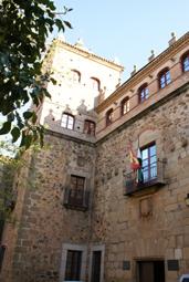 Palais des Toledo Moctezuma