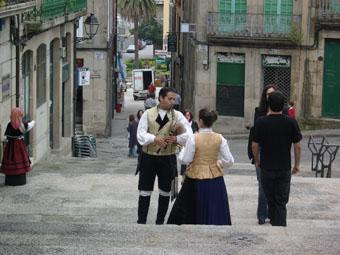 Costumes galiciens