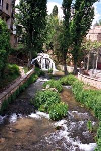 cascade du Cifuentes à Trillo