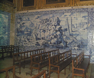 MUSEE DO AZULEJO CHAPELLE