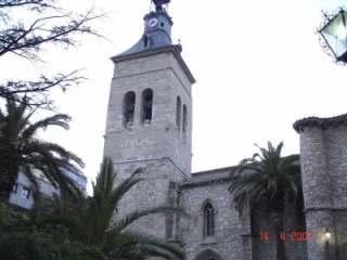 L'église San Pedro
