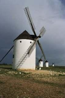 Les moulins de Mota de Cuervo