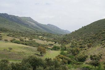 dernier regard sur la sierra de Altamira