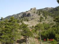 le mont San Felipe