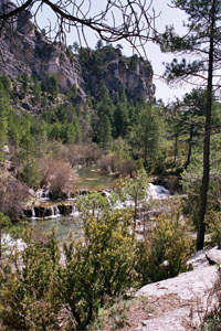 le rio Cuervo