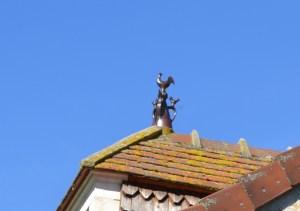 Décoration des toits