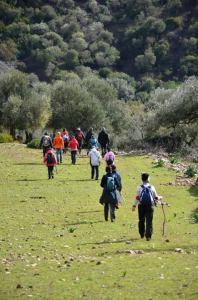 Weekend Randonnée Ain Soltan Feija - randonnée 2