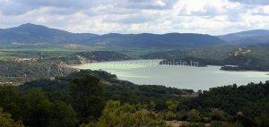 Randonnée à Djebel Ghfai au Kef - Lac de Mallègue