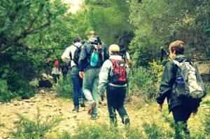 """Randonnée à Zaghouan : de Oued Dalia à """"damnèt Lanzasse"""" - randonneurs"""