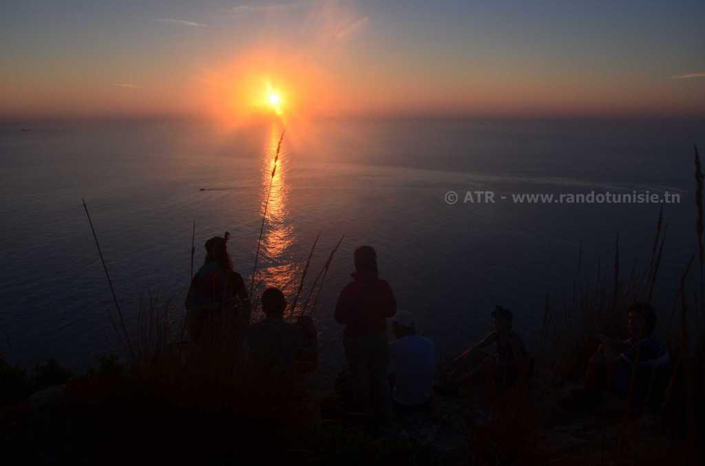 L'archipel de la Galite un trésor naturel dans un coin perdu - coucher de soleil