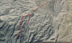Circuit randonnée Ain Khanfous Oueslatia - Circuit_oueslatia-monuments
