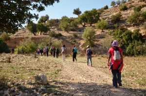 Circuit randonnée Ain Khanfous Oueslatia