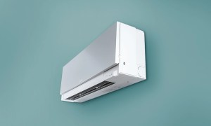 Ductless Mini Split - Silver