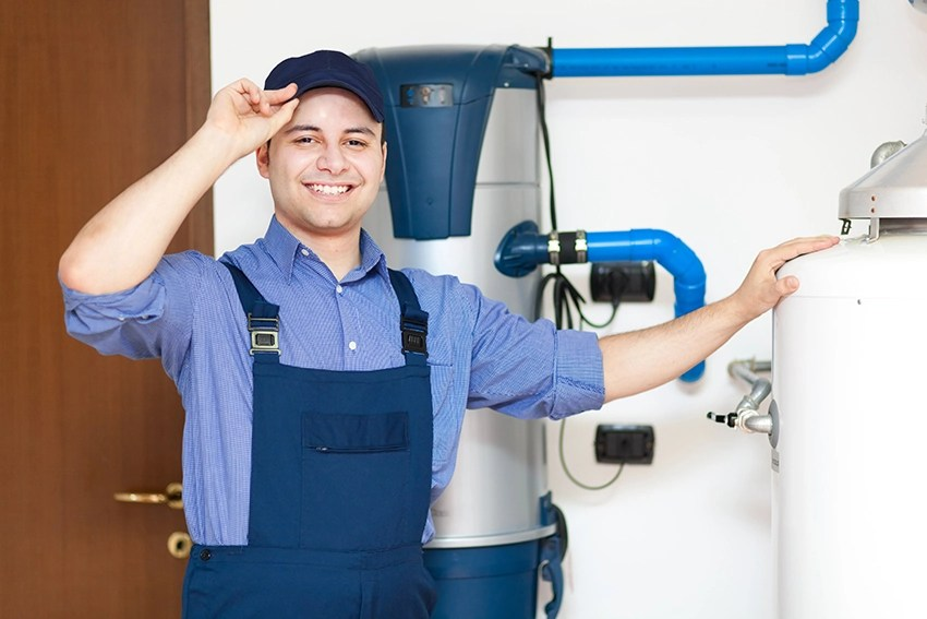 Water Heater Repair Service