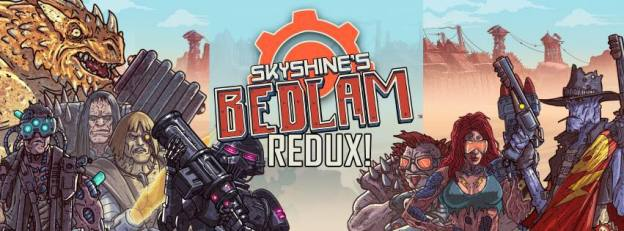 Skyshine's Bedlam: rare steak in its gasoline sauce