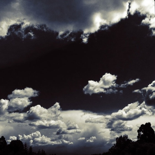 Screaming White Clouds