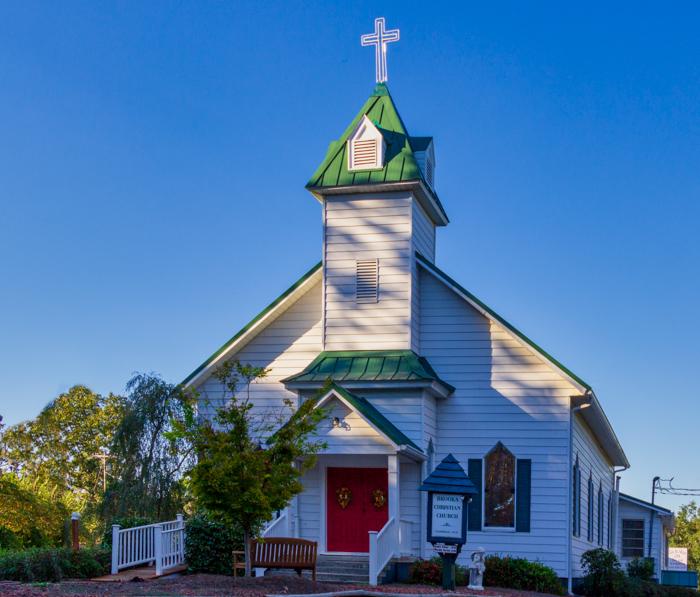 Brooks Christian Church