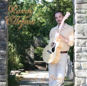 Serenade of Strings album cover (2010)
