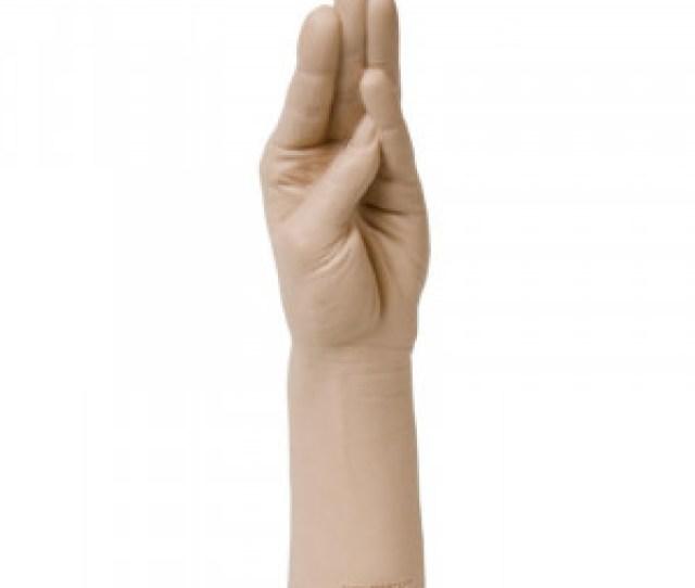 Doc Johnson Belladonnas Magic Hand Dildo