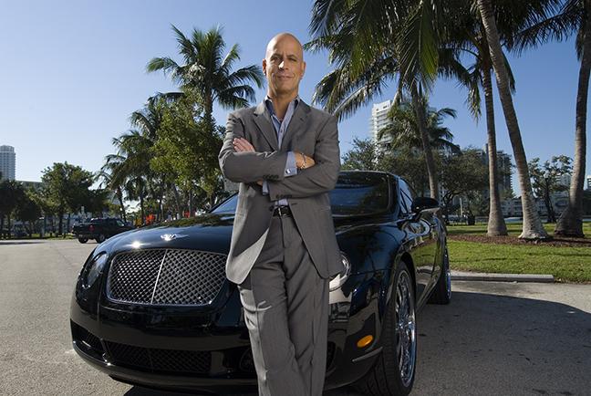 Randy Gage, Miami Beach, FL.