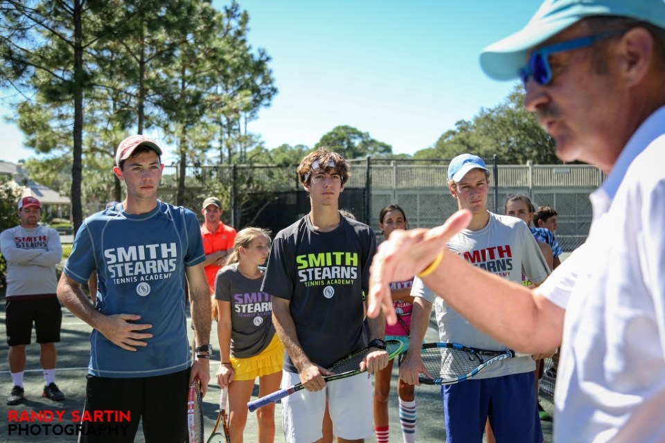 2015 Smith Stearns Tennis Academy