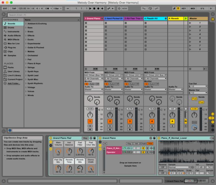 Ableton Live 9 Setup