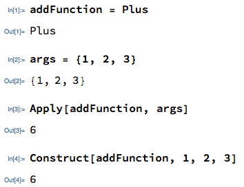 Apply and Construct in Mathematica