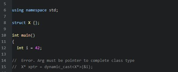 dynamic_cast<> vs. std::is_base_of<>
